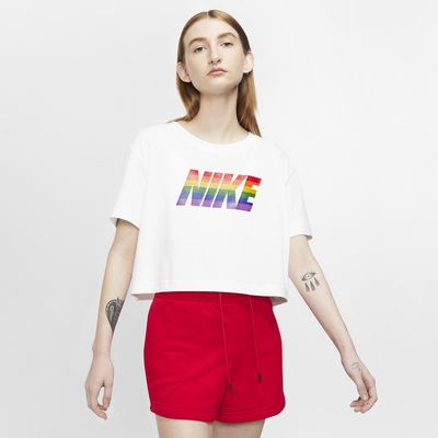 Playera corta para mujer Nike Sportswear BETRUE