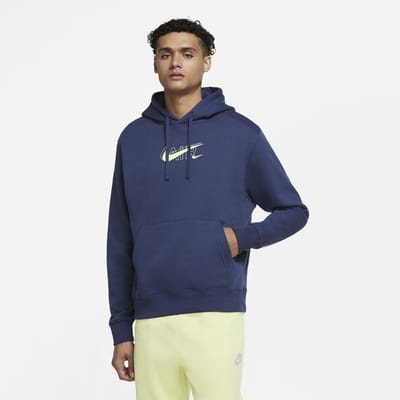 Nike Sportswear-pullover-hættetrøje til mænd