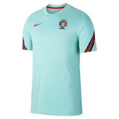 Portugal Strike Men's Short-Sleeve Football Top