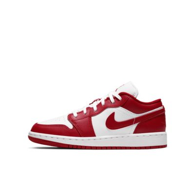 Air Jordan 1 Low Big Kids' Shoe