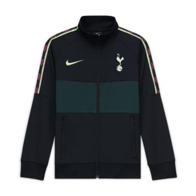Fotbalová tepláková bunda pro větší děti Tottenham Hotspur