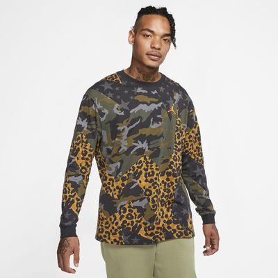 Tee-shirt à manches longues Jordan Animal Instinct pour Homme