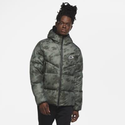 Chamarra Shield para hombre Nike Sportswear Down-Fill Windrunner