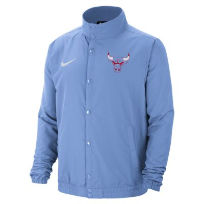 Bulls City Edition Men's Nike NBA Lightweight Jacket