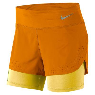 Short de running 2 en 1 Nike Eclipse pour Femme