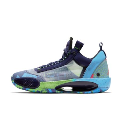 Air Jordan XXXIV Low Basketball Shoe