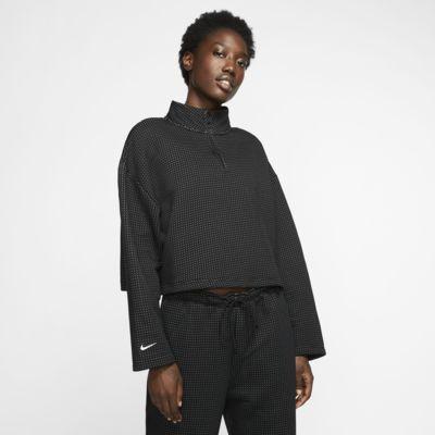 Женская футболка с молнией 1/4 Nike Sportswear Tech Fleece