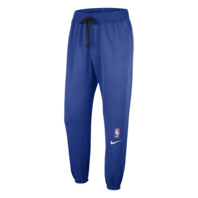 Pantalon NBA Nike Therma Flex New York Knicks Showtime pour Homme