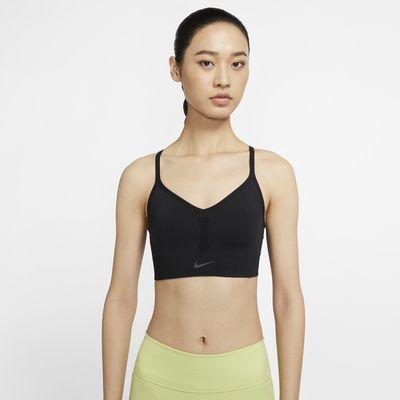 Nike Indy Seamless 女子低强度支撑运动内衣