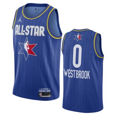 Russell Westbrook All-Star Jordan NBA Swingman Jersey