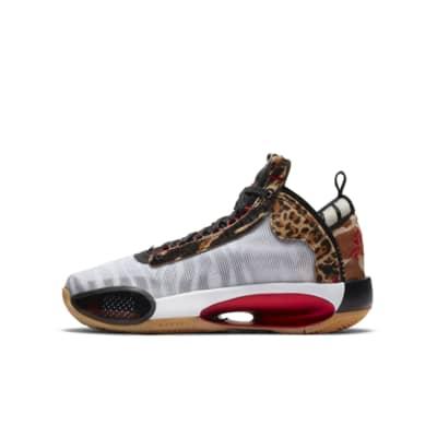 Air Jordan XXXIV Tatum PE (GS) 大童篮球童鞋