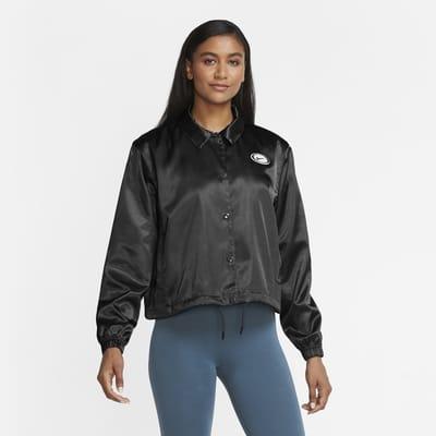 Nike Sportswear Jaqueta setinada - Dona