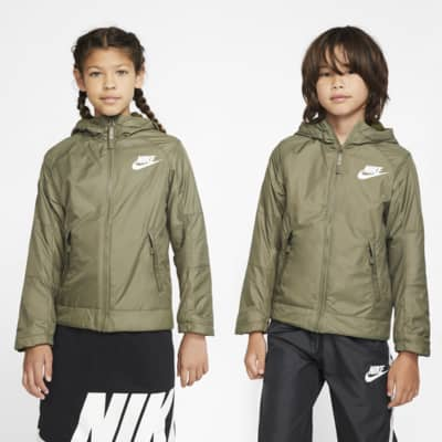 Nike Sportswear Older Kids' (Boys') Fleece Jacket