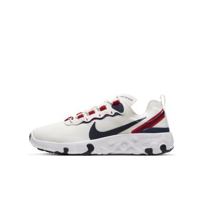 Nike Renew Element 55 (GS) 大童运动童鞋