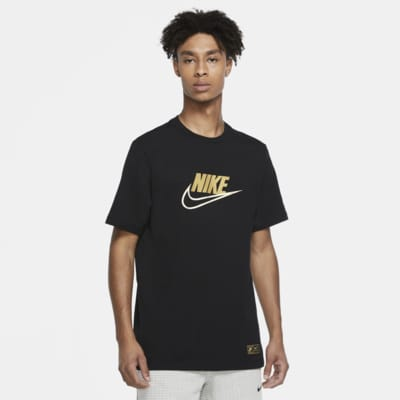 Saga propietario trolebús  Nike Sportswear Men's Metallic T-Shirt. Nike.com