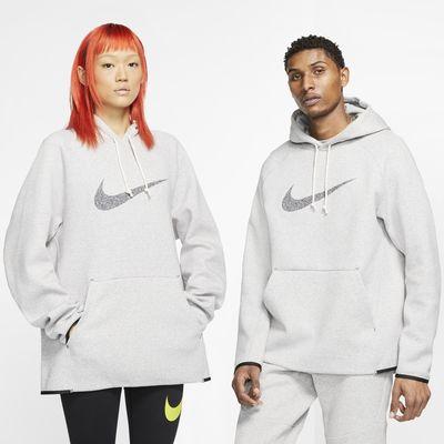 Mikina Nike 50 s kapucí
