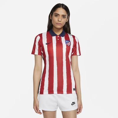 Camiseta de fútbol de local para mujer Stadium local del Atlético de Madrid 2020/21
