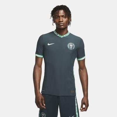 Nigeria 2020 Vapor Match Away Men's Soccer Jersey