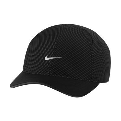 Nike Dri-FIT AeroBill Featherlight Gorra de running Knit