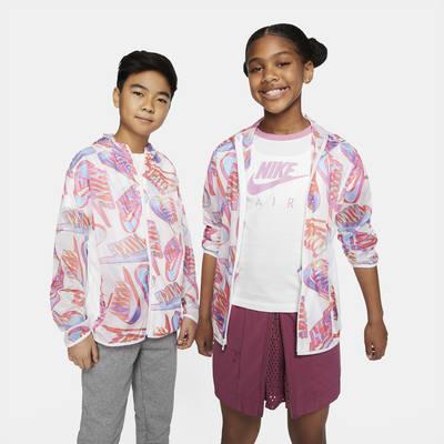Nike Sportswear Tech Pack 大童(男孩)可收纳夹克
