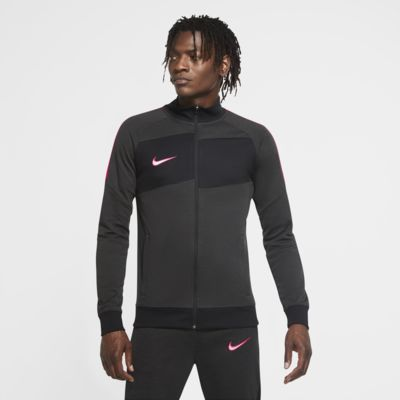 Pánská pletená fotbalová bunda Nike Dri-FIT Academy