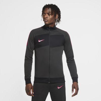 Veste de survêtement de football en maille Nike Dri-FIT Academy pour Homme