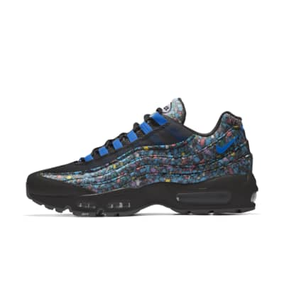 Chaussure lifestyle personnalisable Nike Air Max 95 Unlocked By You