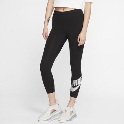 Leggings cortos para mujer Nike Sportswear Club