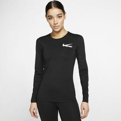 Nike Dri-FIT Women's Long-Sleeve Softball Top
