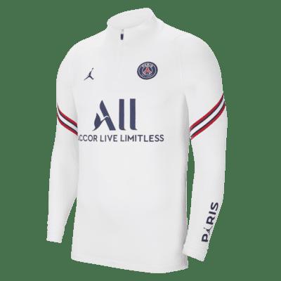 Maglia da calcio per allenamento Paris Saint-Germain Strike da uomo - Home