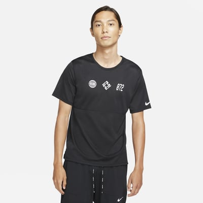 Nike Breathe Wild Run Men's Running Top