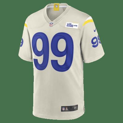 NFL Los Angeles Rams (Aaron Donald) Men's Game Football Jersey