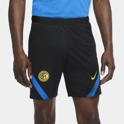 Short de football Inter Milan Strike pour Homme