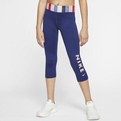 Nike One Trainingstights voor meisjes