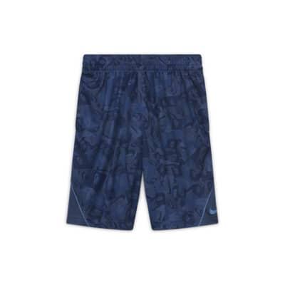 Nike Older Kids' (Boys') Printed Basketball Shorts