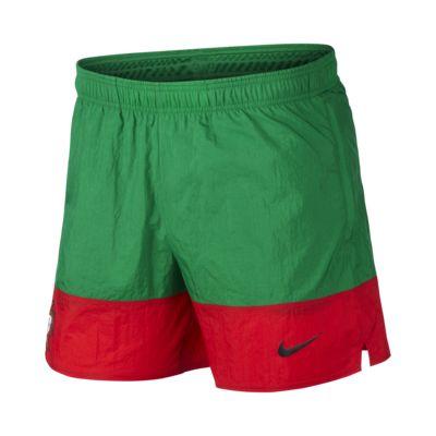 Portugal Men's Woven Football Shorts