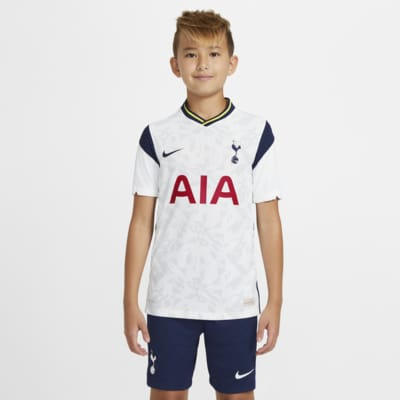 Tottenham Hotspur 2020/21 Vapor Match Home Older Kids' Football Shirt