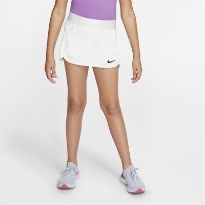 NikeCourt Mädchen-Tennisrock
