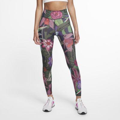 Legging imprimé Nike One Icon Clash pour Femme