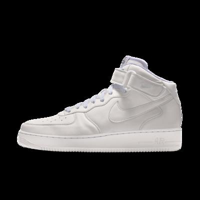 Nike Air Force 1 Mid By You Custom Women's Shoe