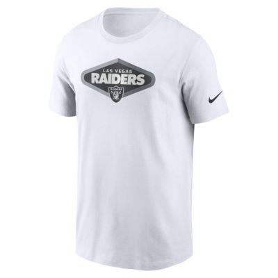 maldestro Quercia sono assetato  Nike Signage Essential (NFL Las Vegas Raiders) Men's T-Shirt. Nike.com