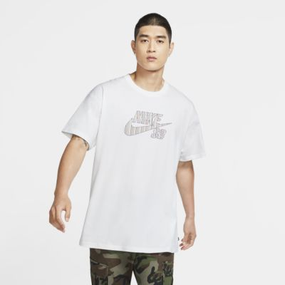 Nike SB Samarreta amb logotip de skateboard - Home