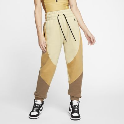 Pantalones de tejido Fleece para mujer Jordan