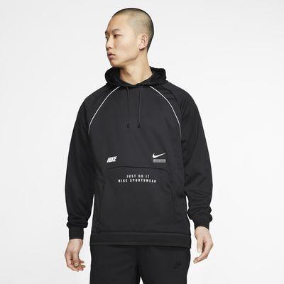 Felpa pullover con cappuccio Nike Sportswear DNA - Uomo