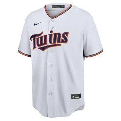 MLB Minnesota Twins (Miguel Sanó) Men's Replica Baseball Jersey