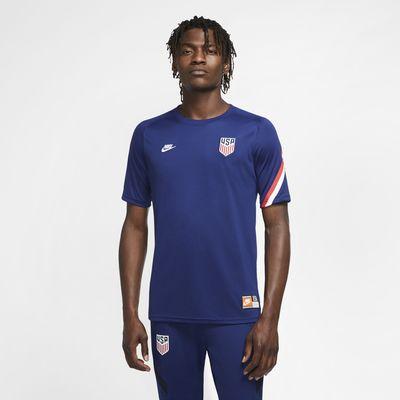 Męska koszulka piłkarska z krótkim rękawem U.S. Soccer