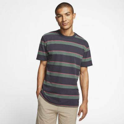 Hurley Dri-FIT Harvey Stripe Patch Men's T-Shirt