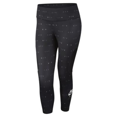 Nike Air Women's 7/8 Running Leggings (Plus Size)