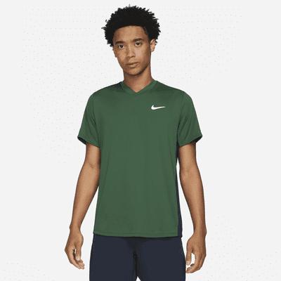NikeCourt DriFIT Victory Mens Tennis Top