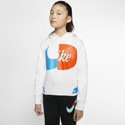 Nike Sportswear Older Kids' (Girls') Hoodie